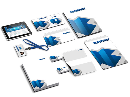 Great Corporate identity design package pricing