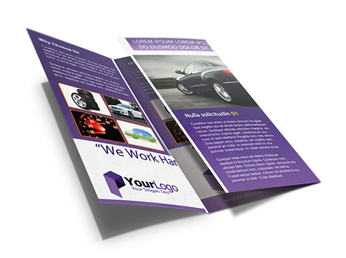 business advertising flyers - affordably with easy-to-edit layouts