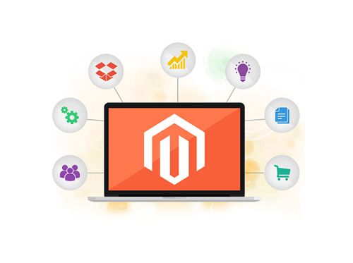 Get magento home page design with affordable