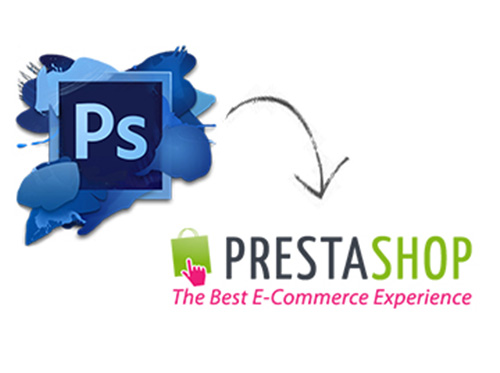 How To convert PSD to responsive Prestashop?