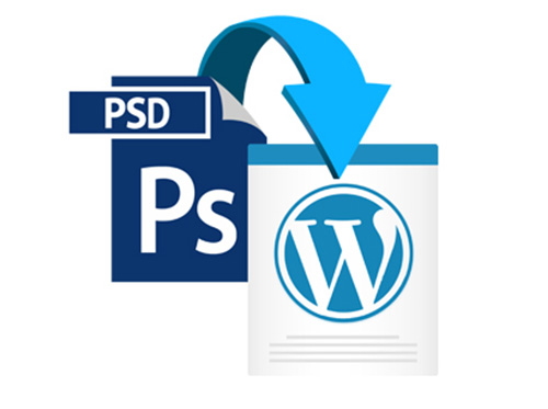 How To Convert PSD To WordPress Theme?