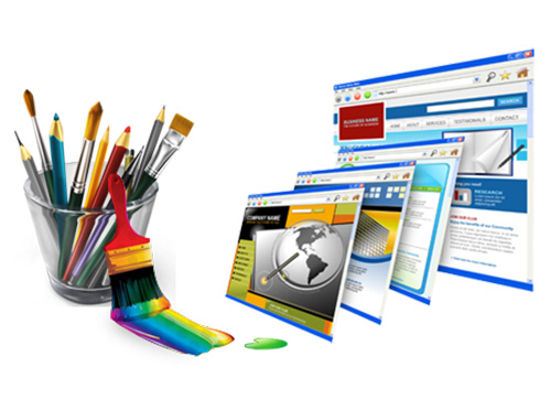 website redesign services in india